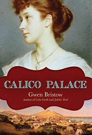 book cover of Calico Palace