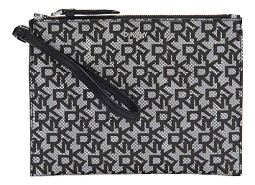 - DKNY Town & Country Logo Wristlet Pouch