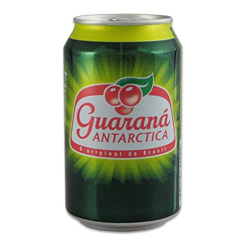 Guarana Antarctica in Dose 24 x 0,33 Liter: Amazon.de: Lebensmittel ...