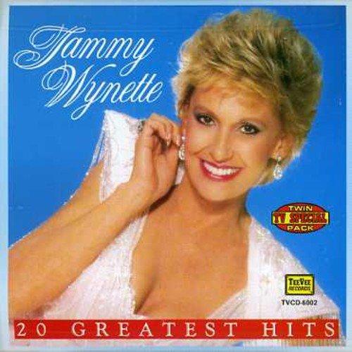 Tammy Wynette - 20 Greatest Hits by Wynette, Tammy