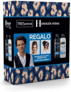 TRESEMME PACK HIDR. INTENSA CH + AC: Amazon.es: Belleza