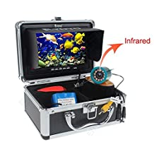 Eyoyo Underwater Fishing Camera Fish Finder 7 inch Monitor