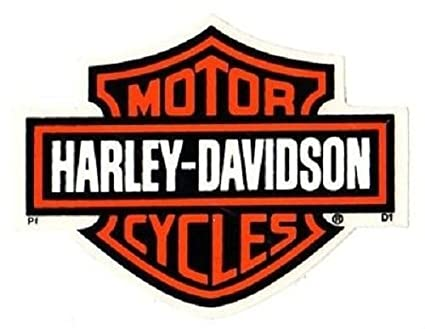Harley Davidson Bar And Shield >> Genuine Harley Davidson 4 1 8 Bar And Shield Outside Decal Sticker Made In The Usa