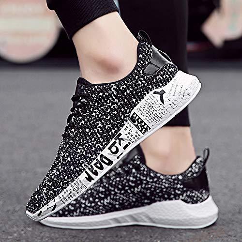 Sneakers Scarpe Uomo Nero Corsa Cross Estive Sportive Lavoro Beautyjourney Da Running b Ginnastica AUIqq