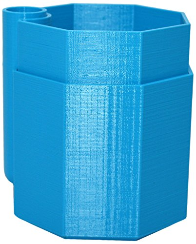 """HD PRINTABLES  Turquoise  Self-Watering Plant Pot, 4"""" L, ..."""
