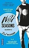 Wild Seasons, tome 3 : Dark wild night par Christina