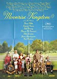 Moonrise Kingdom 2012 French Grande Poster