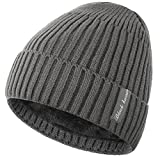 Best Beanie Hats - Novawo Winter Fleece Lined Beanie Hat Thick Skull Review