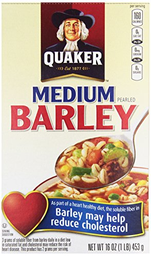 Quaker Medium Pearled Barley, 16 oz