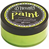 Ranger Dyan Reaveley's Dylusions Paint, 2 oz, Fresh Lime