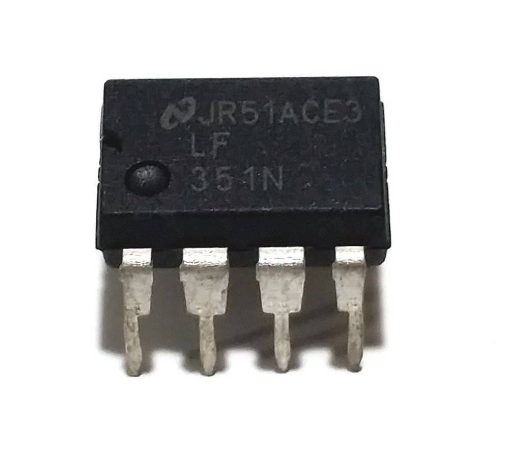National Semiconductor Lf351n Ic Operational Amplifier Pack Of 1 Tl082 Dual Schematic Industrial Scientific