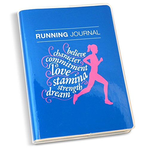 Goneforarun Running Journal | Day-by-day Run Planner | Believe Running Girl