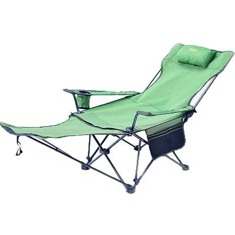 GMZDYTY Silla Plegable para Acampar Al Aire Libre, Silla ...