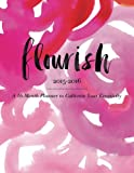 Flourish: A 16-Month Planner to Cultivate Your Creativity