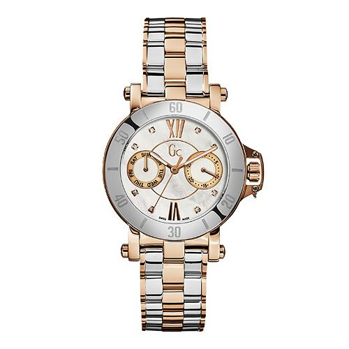 Watch Guess Collection Gc Femme 8 Diamonds X74104l1s Women´s Mother Of