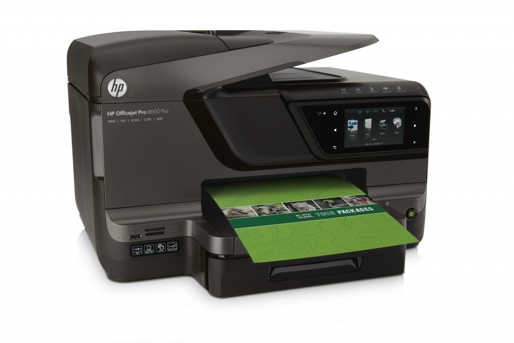 HP CM750A OfficeJet Pro 8600 Plus E All In One Print Scan Copy