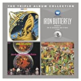 Iron Butterfly: The Triple Album Collection (Audio CD)