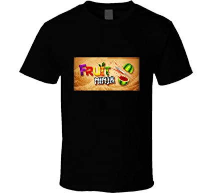 Fruit Ninja App Game T Shirt | Amazon.com