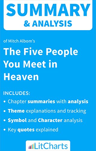 the five people you meet in heaven analysis