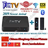 2019 Newest Arrival of FUNTV China/HK/Taiwan/Vietnam Live tv iptv Chinese/ Cantonese Drama