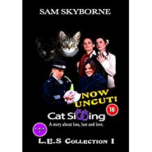 Cat Sitting: Lesbian Cat Custody Complications (L.E.S COMBO Book 1)