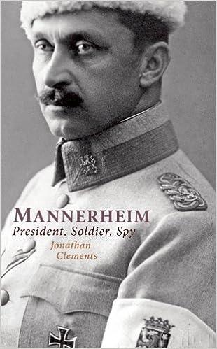 Book Mannerheim: President, Soldier, Spy