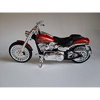 Maisuto Maisto 1/12 Harley Davidson Harley Davidson 2014 CVO BREAKOUT Motorcycle motorcycle bike Bike Model 32327 breakout Red [parallel import goods]: Toys & Games