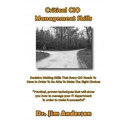 Critical CIO Management Skills