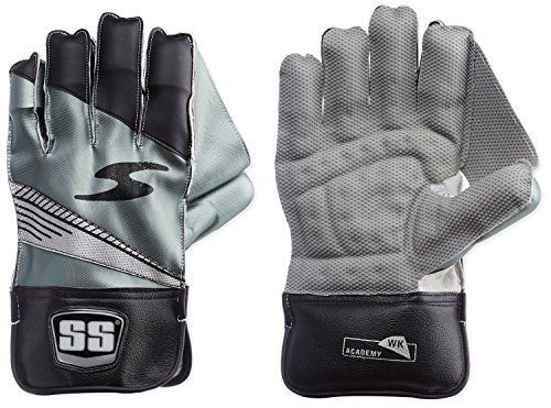 SS Academy Youth Wicket Keeping Gloves
