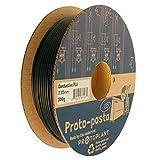Proto-pasta CDP12805 Electrically Conductive Carbon Spool , PLA Composite 2.85 mm, 500 g , Black