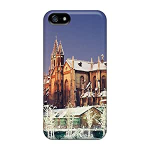Quality EOVE Case Cover With Hongjialou Cathedral In Jinan China Nice Appearance Compatible With Iphone 5/5s