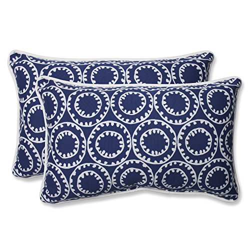 Pillow Perfect Outdoor Rectangular Throw