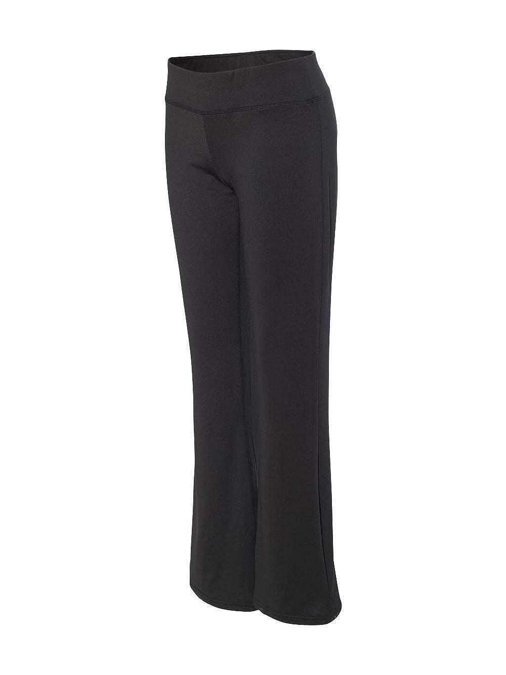 6e8ff980f057af Amazon.com: Badger Women's Yoga Travel Pants - 4218: Clothing