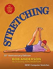 This is the book that people tell their friends about, that trainers suggest for virtually every sport and activity, and that medical professionals recommend to people just starting to get back in shape. Stretching first appeared in 19...