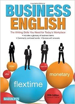 Business english report writing skills