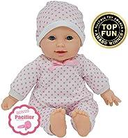 "11 inch Soft Body Doll in Gift Box - Award Winner & Toy 11"" Baby Doll (C"