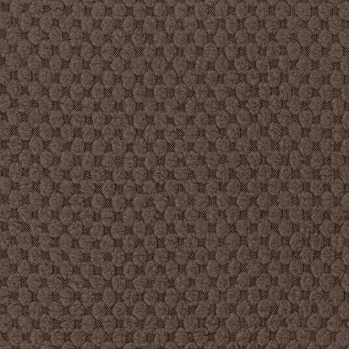 MAYTEX Pixel Stretch 1-Piece Wing Back Arm Chair Furniture Cover/Slipcover, Chocolate -