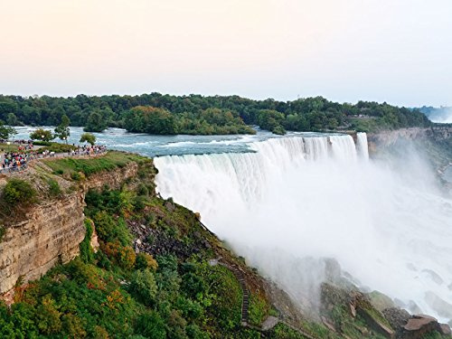 National Rivers: Gorges, Falls, and - Falls Niagara Ford
