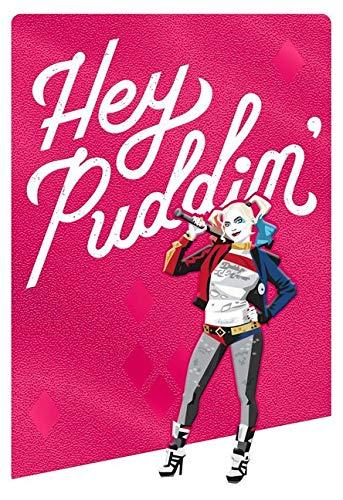 Hallmark Harley Quinn Hey Puddin' Birthday -