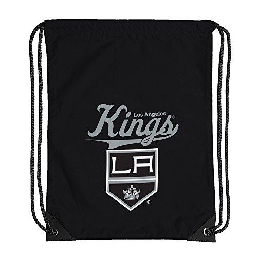 Officially Licensed NHL Los Angeles Kings Team Spirit Backsack]()