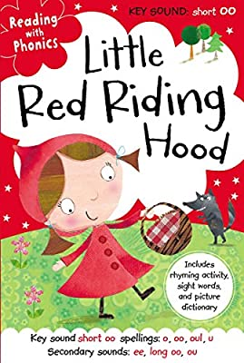 Amazon com: Reading with Phonics Little Red Riding Hood: Key