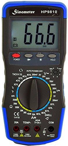 Tekpower HP9810 Automotive Digital Multimeter