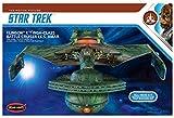Round 2 Polar Lights 1 350 Star Trek Klingon K't'inga, PLL950