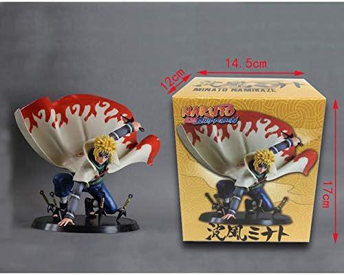 HNBY Ola Feng Shui Puerta Juguete Estatua Naruto Juguete Estatua Modelo De Juguete Colección De Personajes De Dibujos Animados / 14 CM Decoración Souvenir Estatua: Amazon.es: Hogar