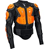 Fox Racing Titan Sport Jacket-Black/Orange-S