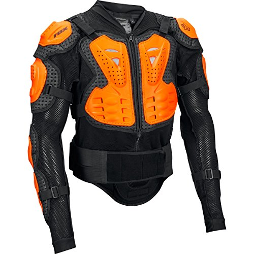Fox Racing Titan Sport Jacket-Black/Orange-L