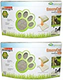 Emerycat Catnip Scratcher And Grooming Toy Refill (Pack of 2)