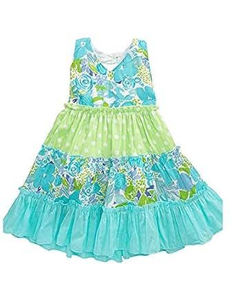 Amazon Blueberi Infant Toddler Girls Blue Green