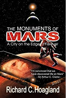 The great pyramid decoded peter lemesurier 9780380430345 amazon the monuments of mars a city on the edge of forever 5th edition malvernweather Image collections