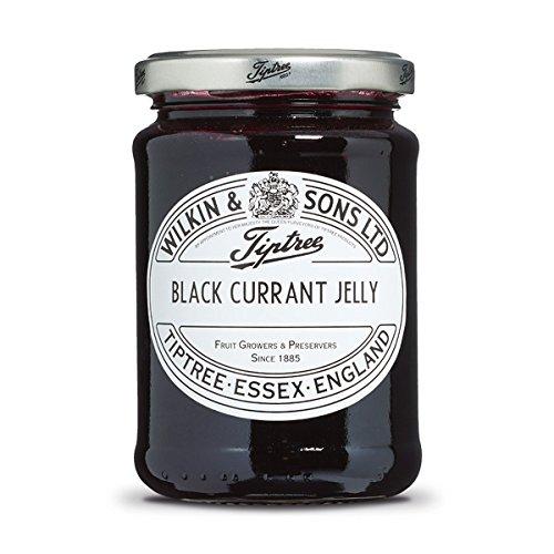 Tiptree Black Currant Jelly, 12 Ounce Jar